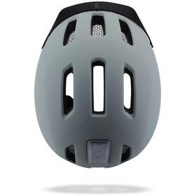 BBB Grid Helm, wit/grijs